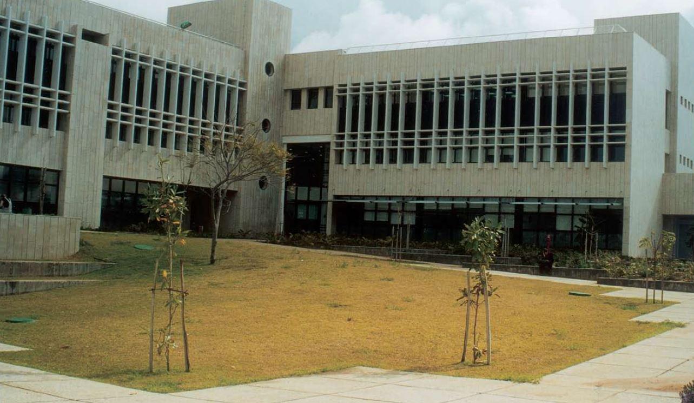 בניין לפקולטה לפסיכולוגיה